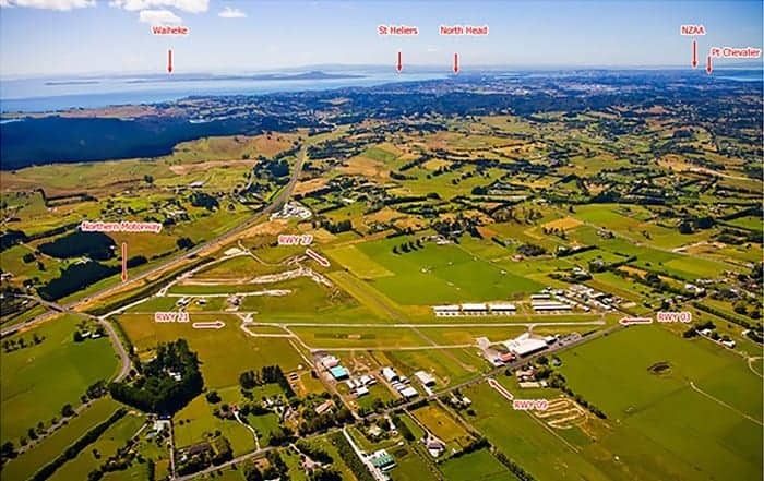 North Shore Aero Club - Aerodrome SE