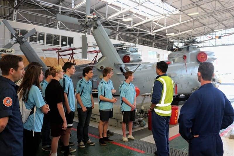 Young Eagles North Shore Aero Club