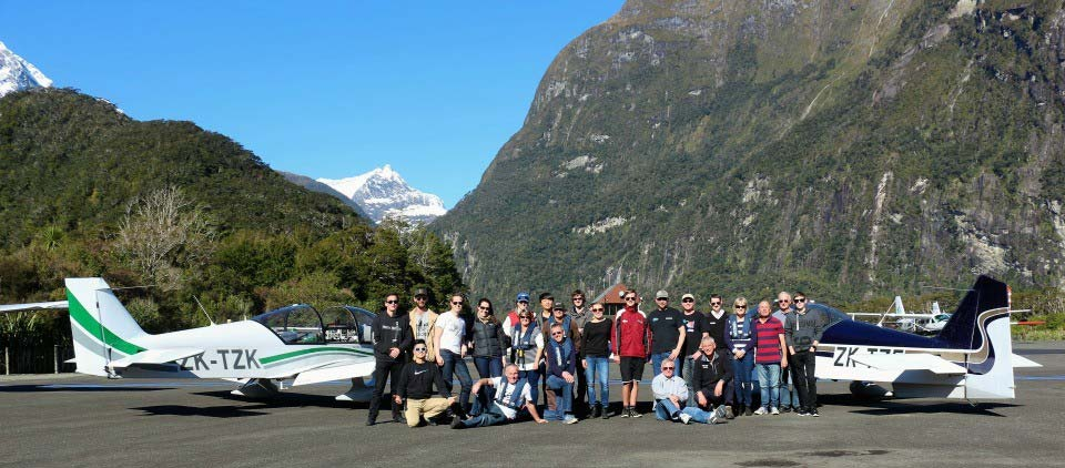 North Shore Aero Club - Club Events - South Island Trip